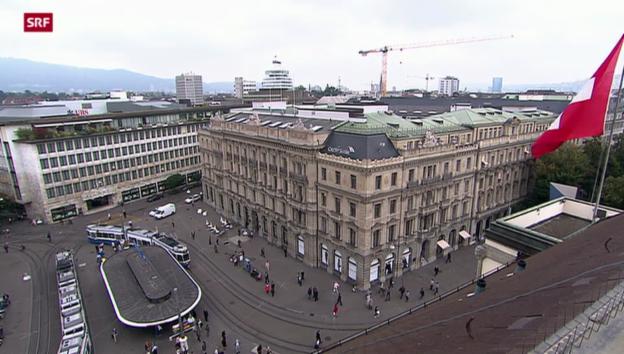 Video «Schweizer Banken stehen hinter Sanktionen» abspielen