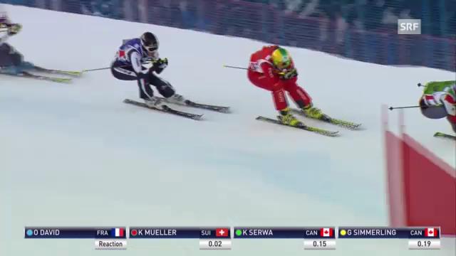 Frauen-Final mit Katrin Müller