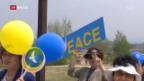 Video «FOKUS: Historisches Treffen zwischen Nord- und Südkorea» abspielen