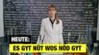 Video «Sprichwörtertest «Es git nüt wo's nid git»» abspielen