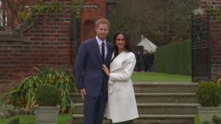 Video «Prinz Harry und Meghan Markle haben sich verlobt» abspielen