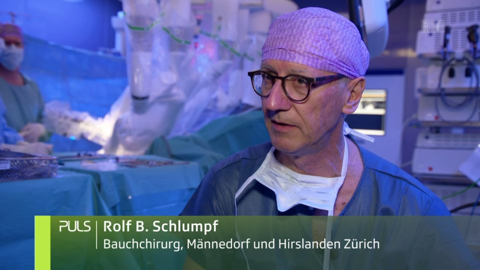 Rolf Schlumpf sieht im «DaVinci» grosses Potenzial.