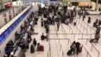 Video «Flughafen Gatwick wieder im Normalbetrieb» abspielen