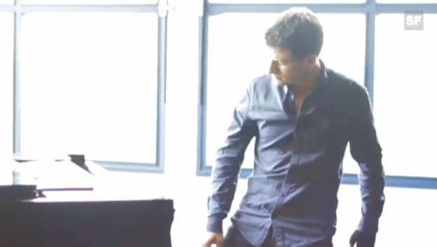 Video «Nicolas Fraissinet: «Lève-toi»» abspielen