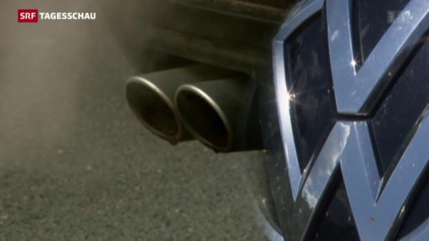 Video «Abgas-Skandal um VW weitet sich aus» abspielen