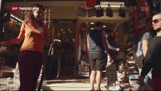Video «Wie Griechenland gegen Arbeitslosigkeit kämpft » abspielen