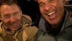 Video «Zwei Männer im Schnee: Gian Simmen und Ruud Gullit» abspielen