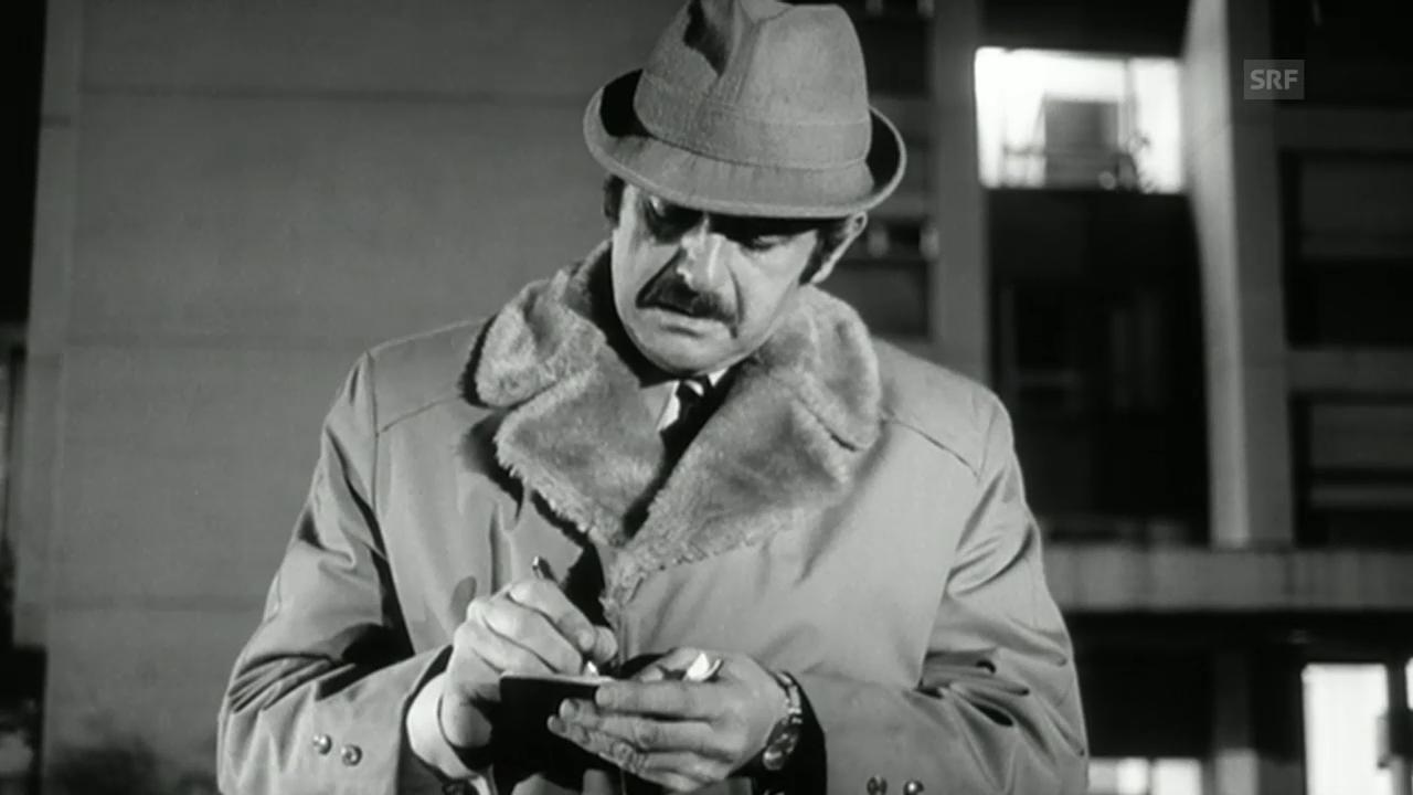 «Der Fall», 1972 (Filmausschnitt)