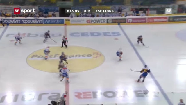 NLA: Davos - ZSC Lions («sportaktuell»)