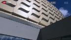 Video «Gläubigern von Luxus-Hotel fehlen Millionen» abspielen