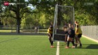 Video «Fussball: WM Kanada, Soccer Moms» abspielen