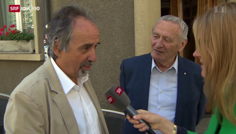 FOKUS: Blatter, der Übervater