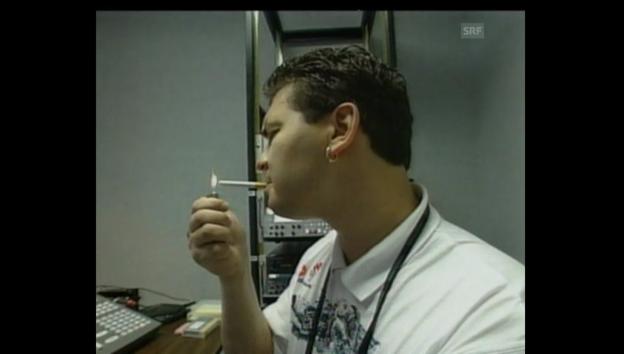 Video «Archivperle: «Rauchverbot»» abspielen
