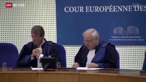 Video «Urteil zu Dublin-Rückschaffungen» abspielen