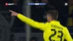 Video «CL: Borussia Dortmund - Manchester City» abspielen