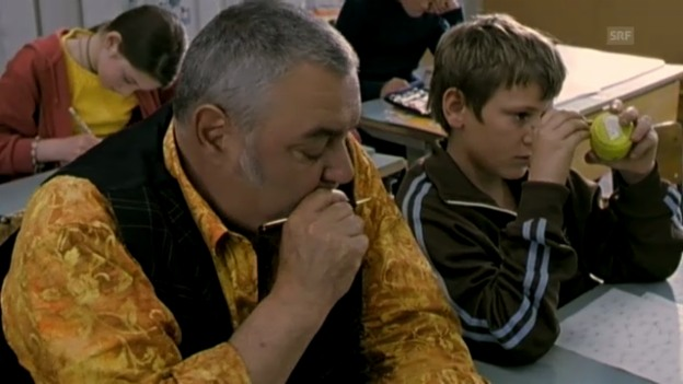 Video «Gnädinger: Kein Lehrer, dafür ein guter Schüler «Sternenberg» (Ausschnitt)» abspielen