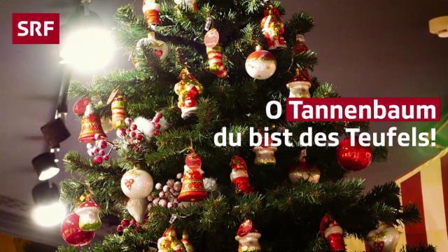 Wie Entstand Der Weihnachtsbaum.Weihnachtsschmuck Im Wandel Christbaum Mit Hakenkreuz Engel Im