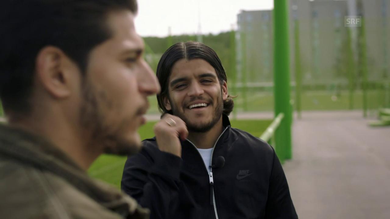 Die Brüder Roberto und Francisco erzählen