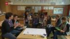 Video «Bündner Parlament gegen Fremdspracheninitiative» abspielen