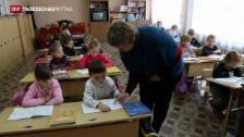 Video «Schulen in Ukraine wiedereröffnet» abspielen