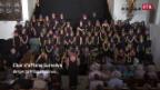 Laschar ir video «Chor d'affons Surselva»