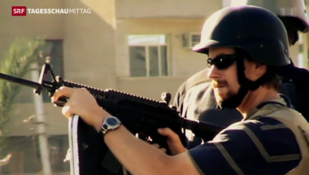 Video «Stärkere Kontrolle bei Sicherheitsfirmen» abspielen