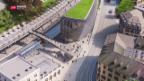 Video «Neuer Calatrava-Bau» abspielen