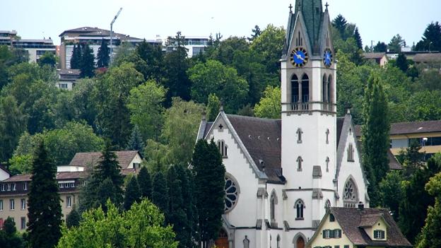 Glockengeläut der reformierten Kirche in Richterswil