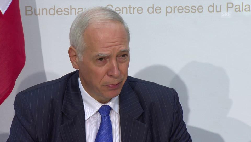 De Watteville: «Wir erwarten keine schnellen Lösungen»