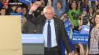 Video «Bernie Sanders macht Boden gut» abspielen