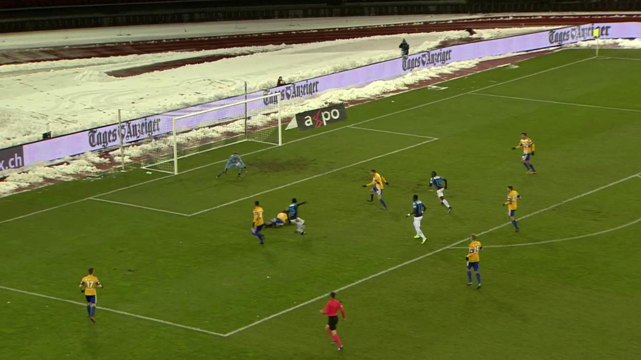 Luzern gewinnt beim FCZ 2:1