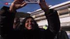 Video «FOKUS: Unbezahlbare Werbung für das Winterland Schweiz» abspielen