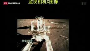 """Video «Chinas """"Jadehase"""" erkundet den Mond» abspielen"""