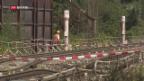 Video «Stillstand im Zugverkehr» abspielen