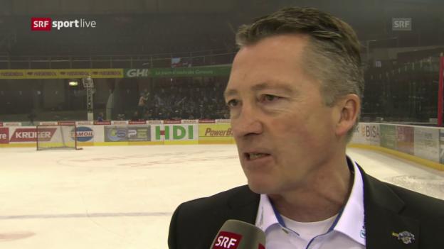 Video «Zug-Coach Kreis über die stärken seines Teams» abspielen