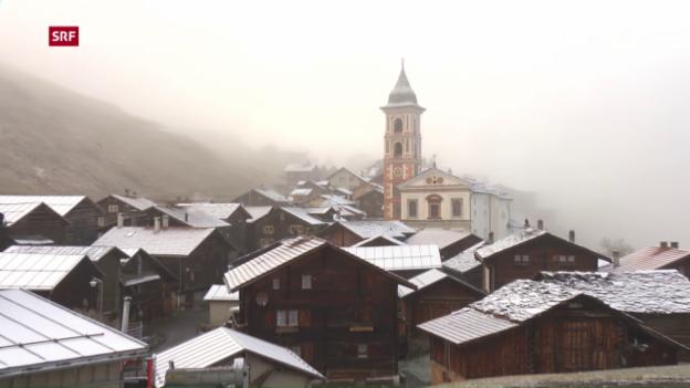 Video «Schweiz aktuell vom 28.11.2016» abspielen