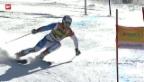 Video «Kranjska Gora: 2. Lauf von Carlo Janka» abspielen