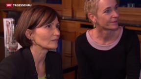 Video «Grüne Partei bangt weiter» abspielen