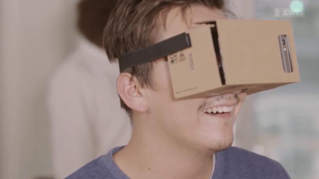 Video «Wohnen, Feiern und Putzen mit Gadgets» abspielen