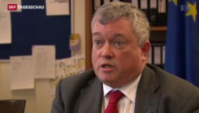 Video «EU-Botschafter hofft auf «Nein» zur Masseneinwanderungsinitiative» abspielen