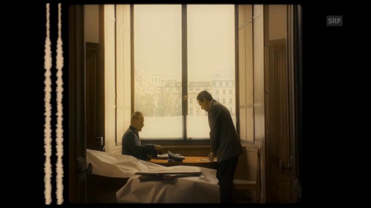 «Francofonia» (Trailer)
