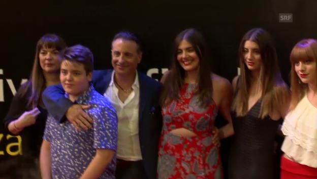 Video «Familie Garcia» abspielen