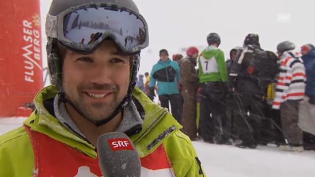 Video «André Reithebuch über seinen Schneereif-WM-Titel» abspielen