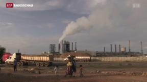 Video «Einigung am Weltklima-Gipfel COP21 » abspielen