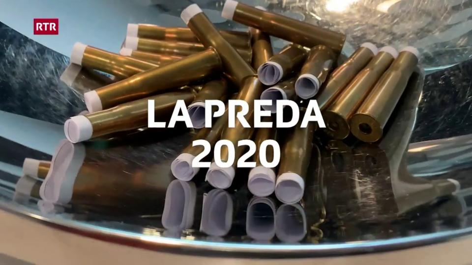La preda 2020 va a Vuorz