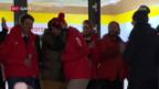 Video «Freude beim ganzen Skicross-Team» abspielen