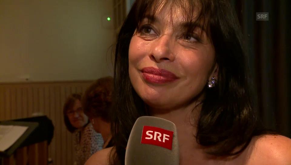 Noëmi Nadelmann spricht über ihr Liebesglück
