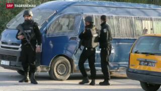 Video «IS-Terrormiliz bekennt sich zum Anschlag in Tunis» abspielen
