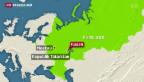 Video «50 Tote bei Flugzeugunglück in Russland» abspielen