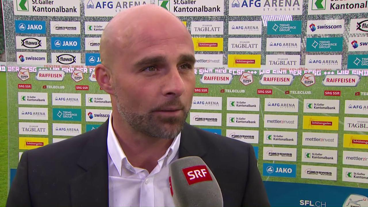 Contini: «Wir waren heute sehr effizient»